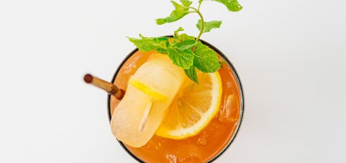 Sirop din coji de portocale