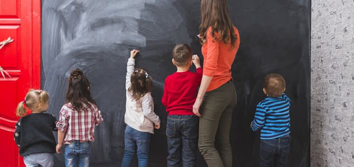 Clasa 0 din perspectiva copilului