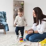 Cum încurajăm copilul să se joace ? (I)