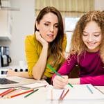 Evaluarea aptitudinilor de scolaritate ale copilului (I)