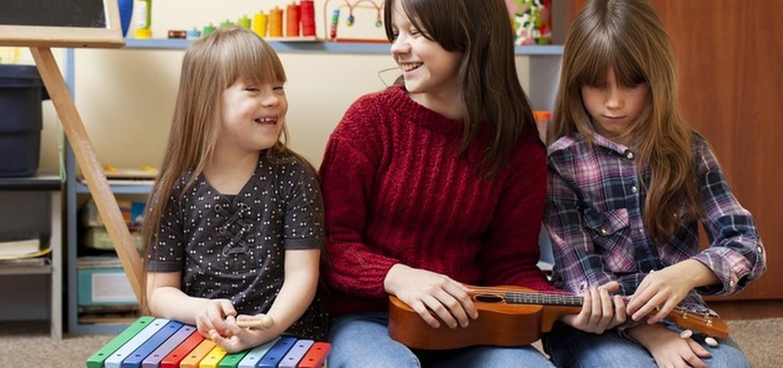 Invata-ti copilul despre copiii cu nevoi speciale