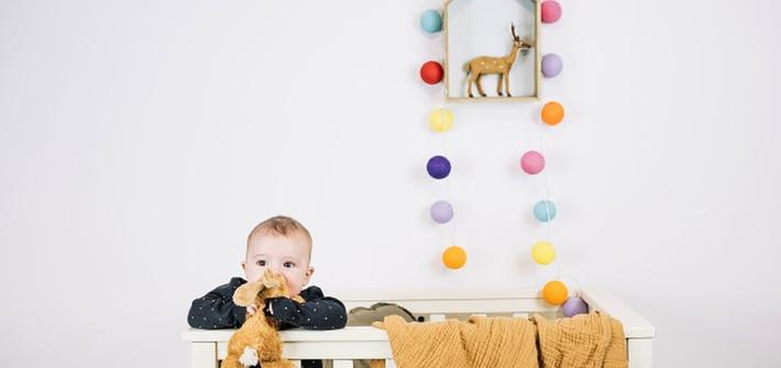Camera copilului: efectele psihologice ale culorilor