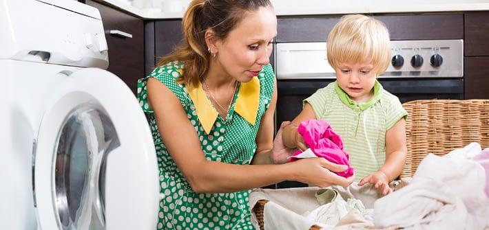 Treburile casnice si copilul tau