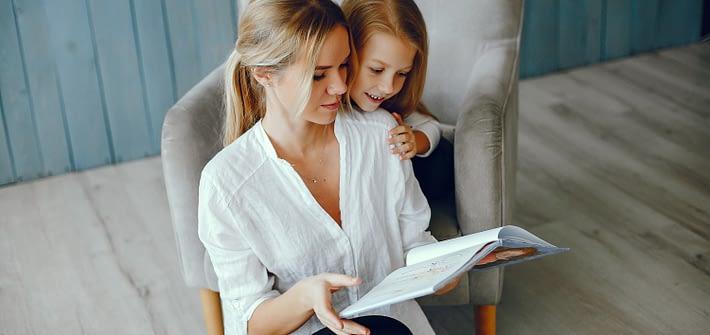 Cum sa ii insufli bucuria de a citi