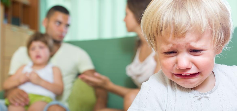 De la ce vârstă încep copiii să facă crize ?