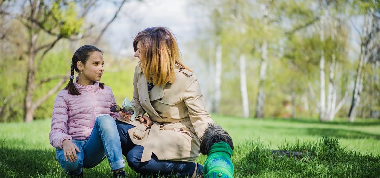 Toleranta si respectul se invata in familie