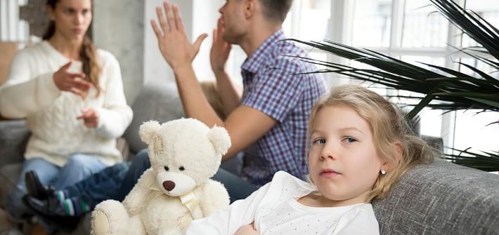 Criteriile de diagnostic pentru Tulburare prin Anxietate de separare